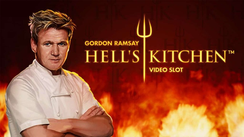 Gordon Ramsay Hell's Kitchen™ Online Slot