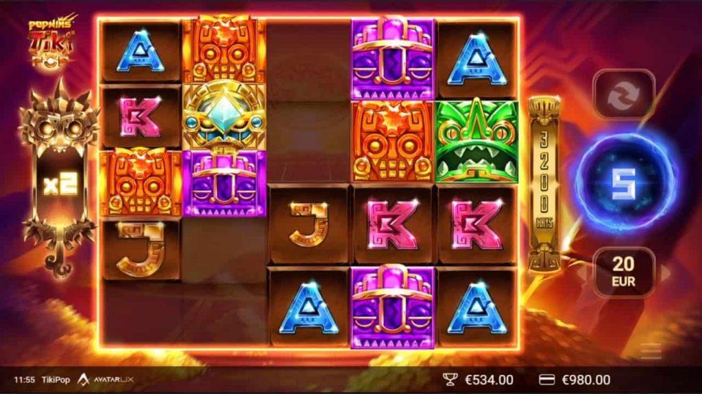TikiPop™ Online Slot
