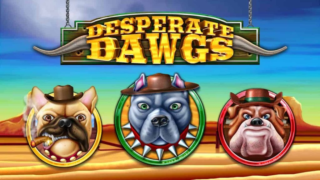 Desperate Dawgs Online Slot