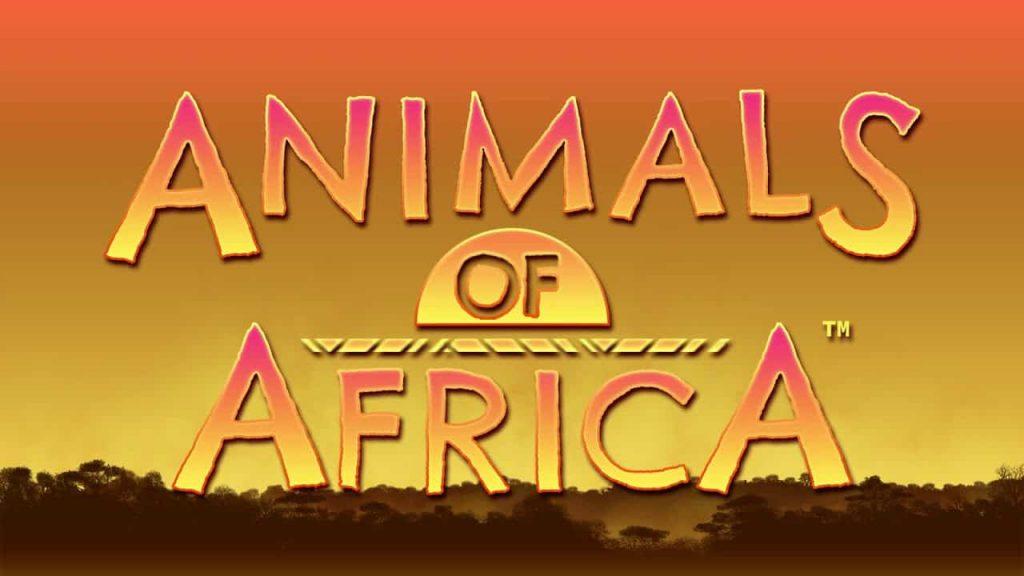 Animals of Africa Online Slot