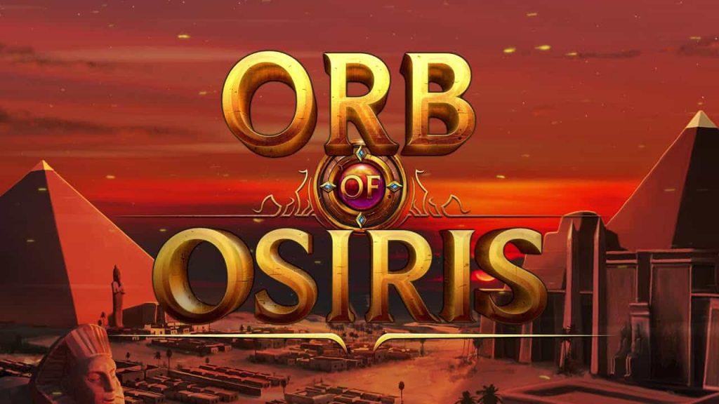 Orb Of Osiris Online Slot
