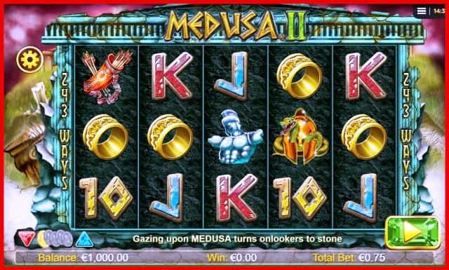 Medusa 2 Game View