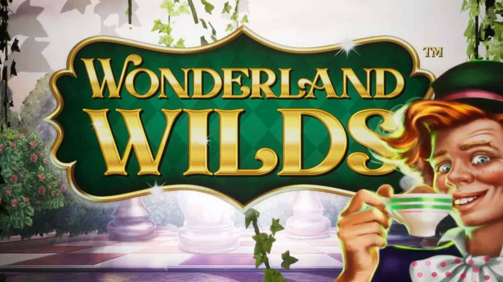 Wonderland Wilds™ Online Slot