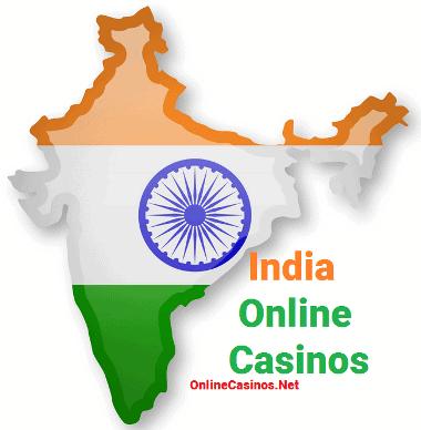 India Online Casinos Logo