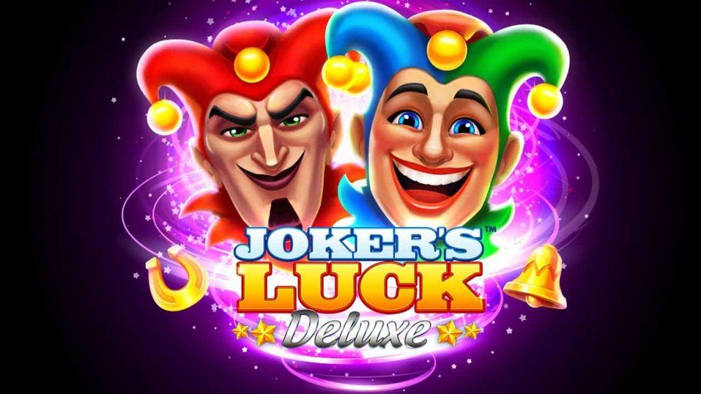 Joker's Luck Deluxe Online Slot