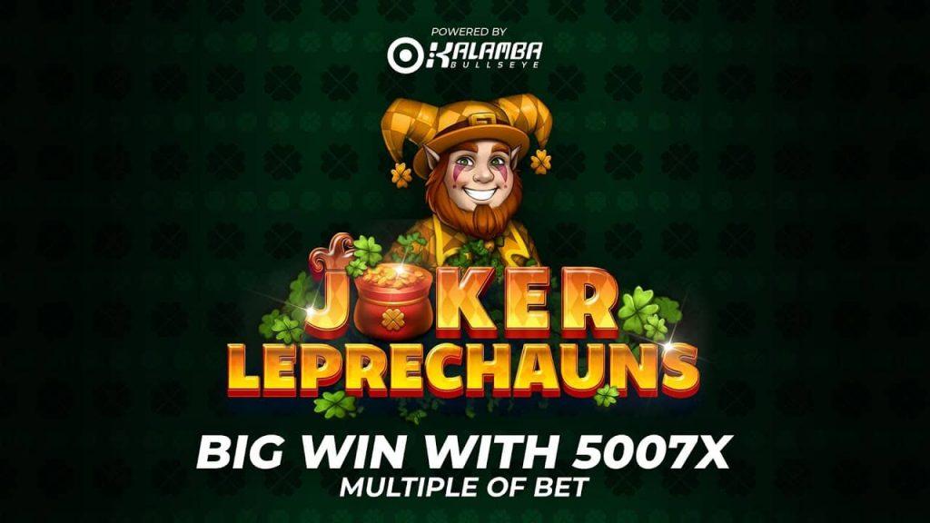 Joker Leprechauns Online Slot