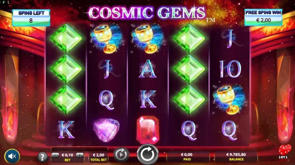 Cosmic Gems Online Slot