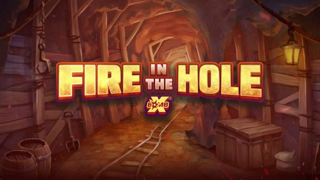 Fire in the Hole xBomb Online Slot