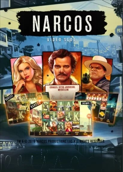 Narcos Game Netent Casino's