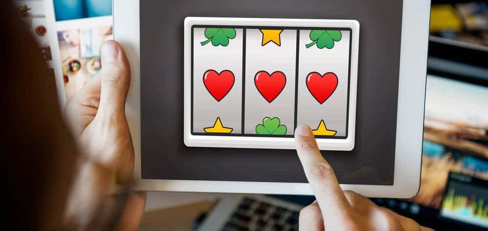 Op je Tablet gokken