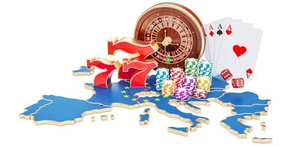 Online gokken binnen de EU