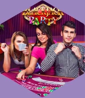 Het uitkeringspercentage van Blackjack Party is maar liefst 99,28%