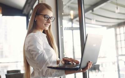Check 21 Act Means More Business Online