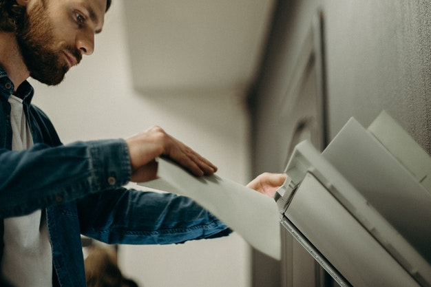 Which printer is required to print checks