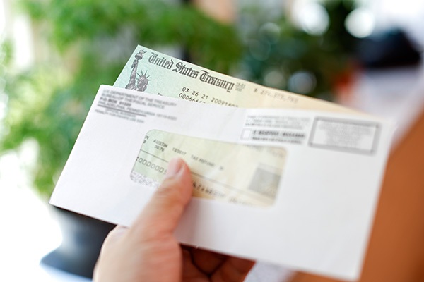 Create and mail customized checks