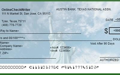 Inexpensive Checks Online