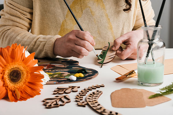 Arts and Crafts Stores Business Management