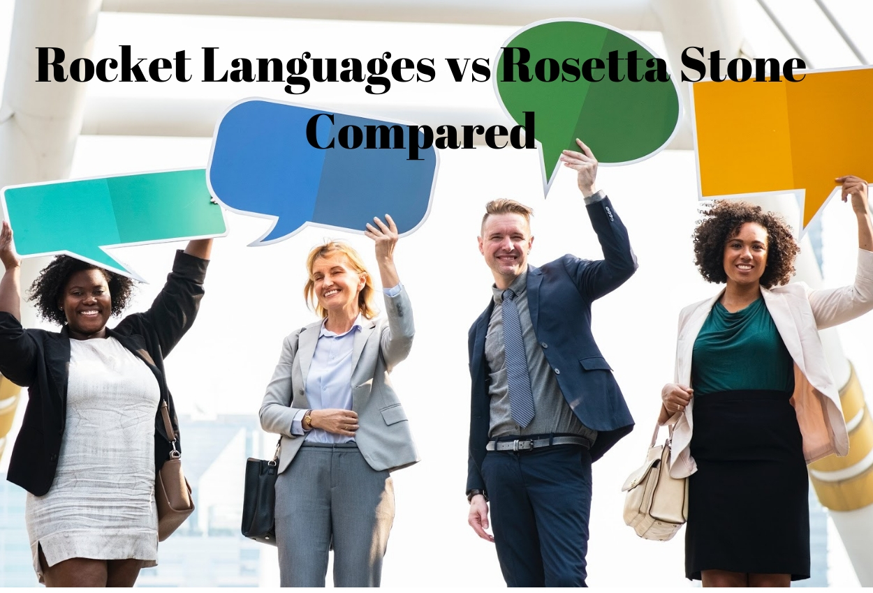 Rocket Languages vs Rosetta Stone [2020 Edition]: Which Will You Love More?