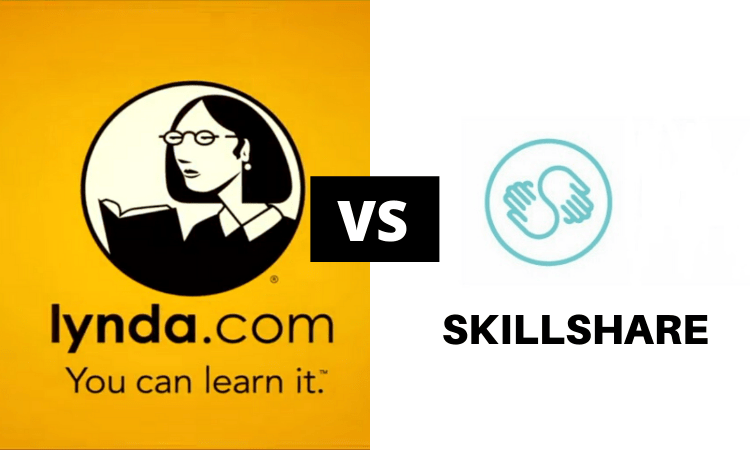 lynda vs skillshare