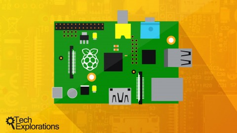 Raspberry Pi: Full Stack Course online
