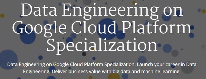 Data Engineering google cloud