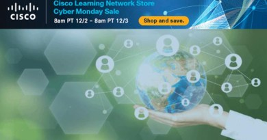 cyber-monday-cisco-network-learning-store-deal 60% off 2019