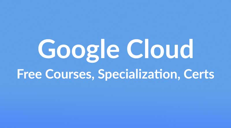 Learn Google Cloud For Free