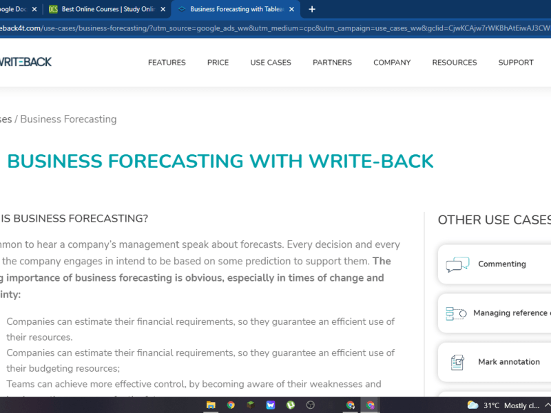 8 Types of Business Forecasting Tools