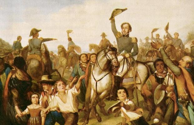 História da independência