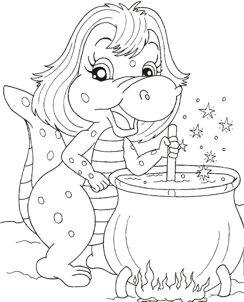 20 Desenhos Da Cuca Para Para Imprimir E Colorir Online Cursos