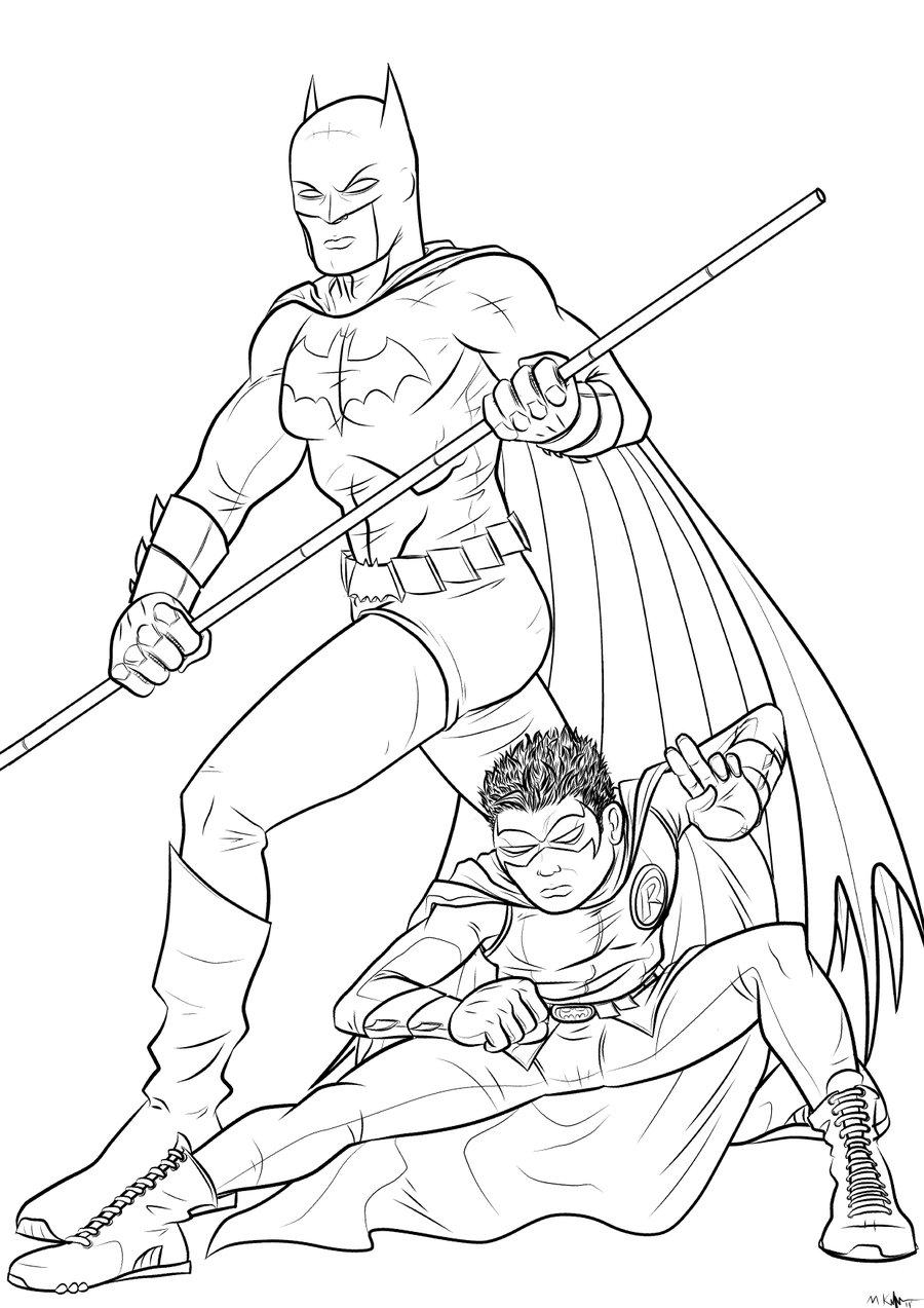 20 Desenhos Do Batman Para Colorir E Imprimir Online Cursos