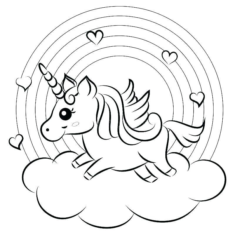 40 Desenhos De Unicornio Para Colorir E Imprimir Online Cursos