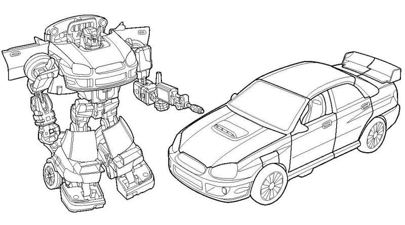 20 Desenhos Dos Transformers Para Colorir E Imprimir Online