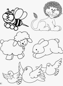 200 Desenhos De Animais Para Colorir E Imprimir Online Cursos