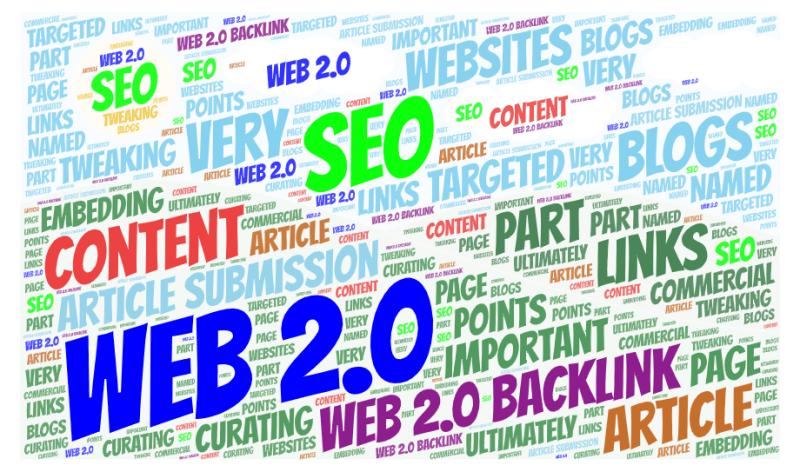 web 2.0 backlinks and web 2.0 sites list