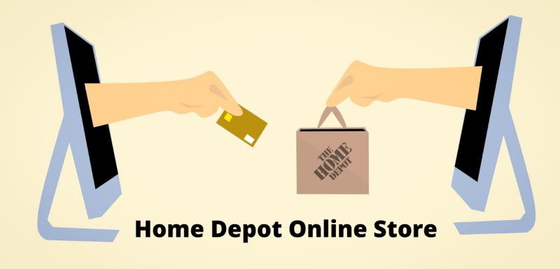 Home Depot Online Store