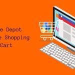 home depot online shopping cart