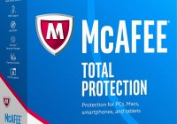 McAfee Total Protection 19.0 Build 16.0 R22 Crack + Activation Code
