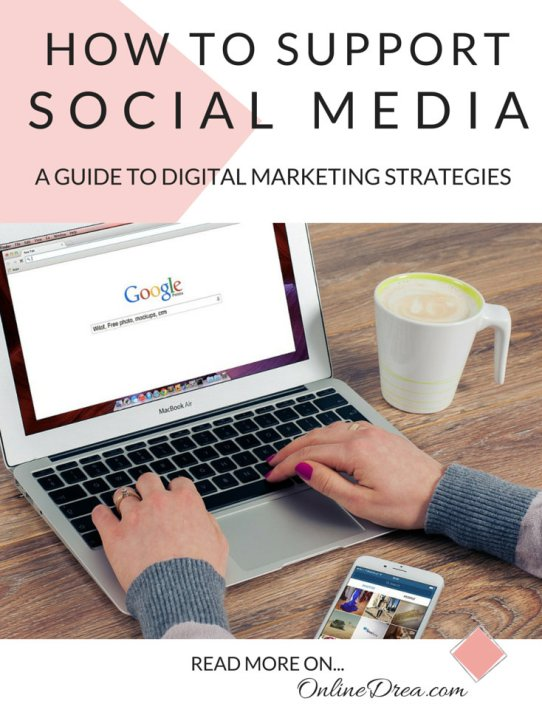 In order to be really successful at this social media thing, you've got to put in the time and money, just like with any other marketing strategy. Click for seven easy things you can do to support your social media marketing campaigns and put you one step closer to seeing the results that you're looking for.
