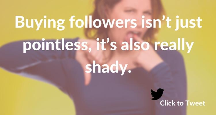 Buying Social Media Followers 2