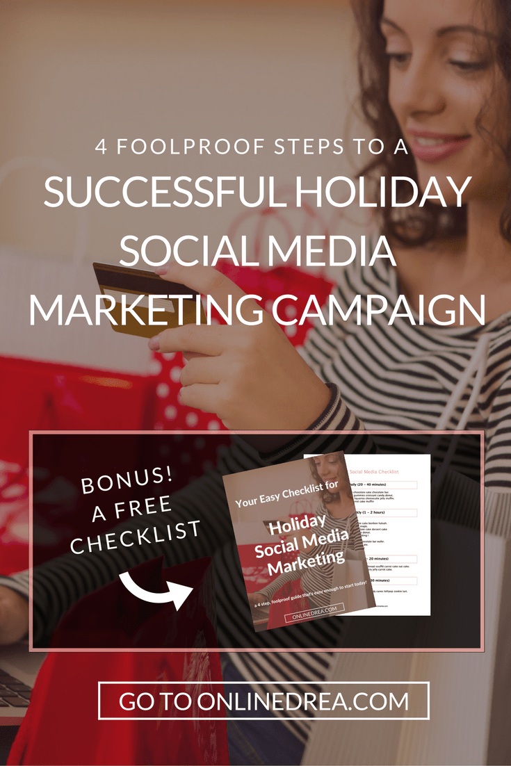 SUCCESSFUL HOLIDAY SOCIAL MEDIA MARKETING CAMPAIGN