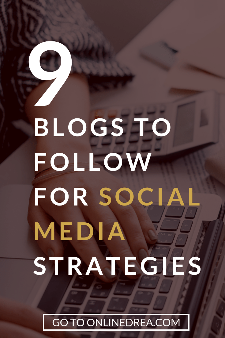 Digital marketing is a field that changes all the time, and savvy marketers need to keep on top of evolutions in the field to get the best results on their social media efforts. Here are a handful of my favorite must-follow blogs for social media strategies.