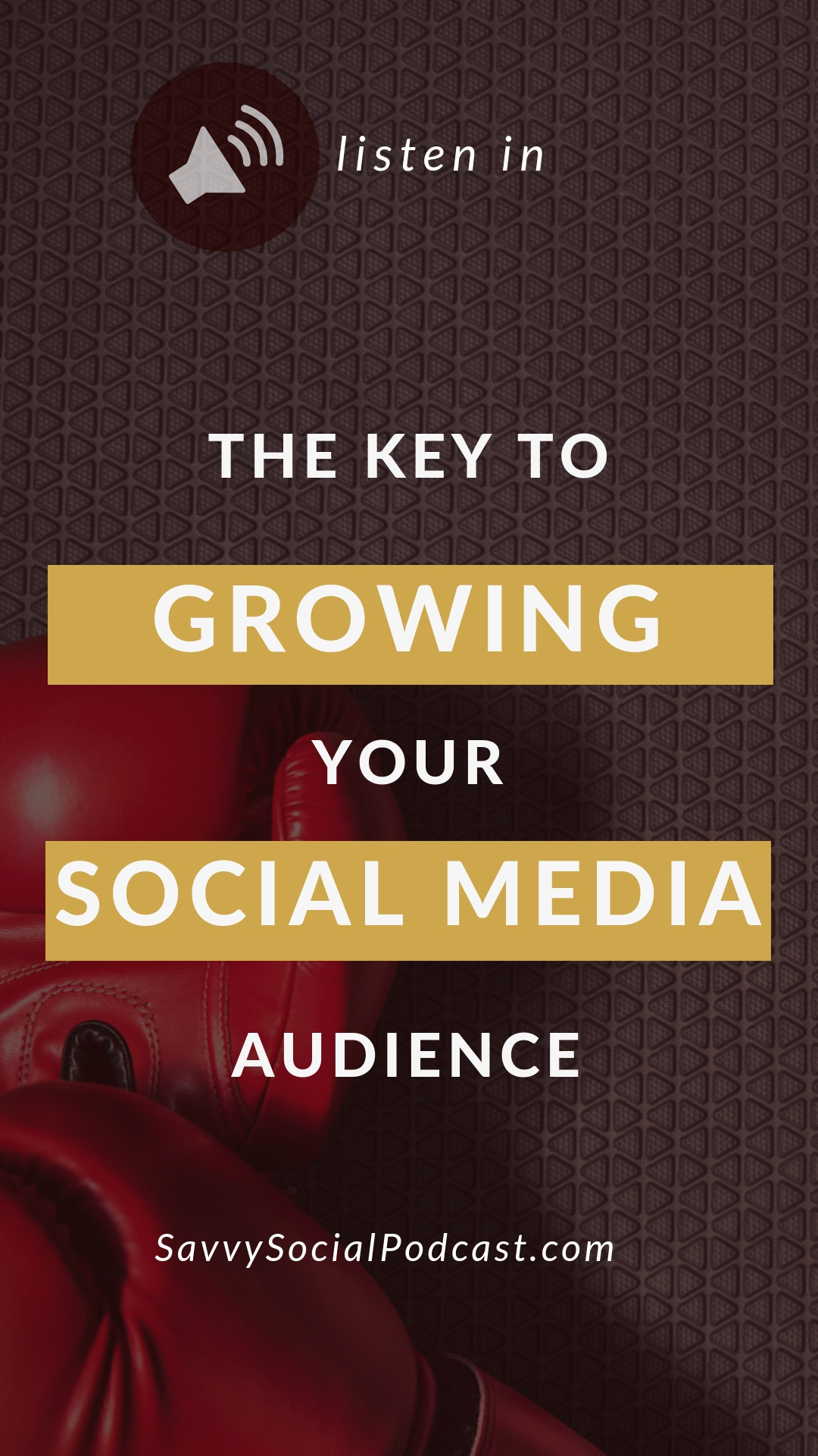 The Key to Growing Your Social Media Audience