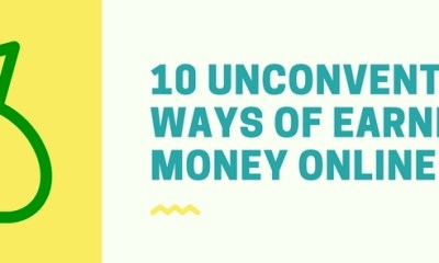 10 unconventional ways of make money online