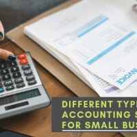 Different Types of Accounting Services for Small Businesses