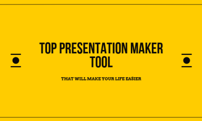 Top Presentation Maker Tool That Will Make Your Life Easier