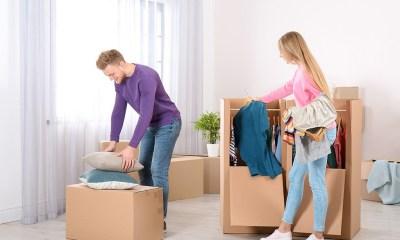 cardboard A decent wardrobe packing-wardrobe-box
