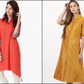 Trending Sleeve Designs and Patterns For Kurtis 1
