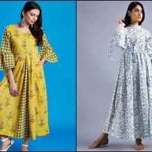 Trending Sleeve Designs and Patterns For Kurtis 3