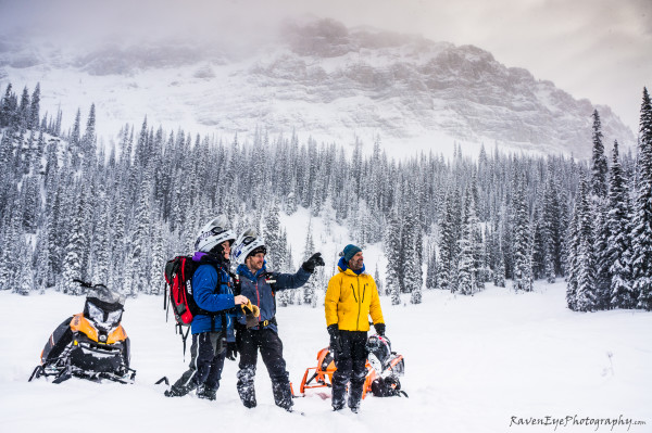Avalanche safety courses